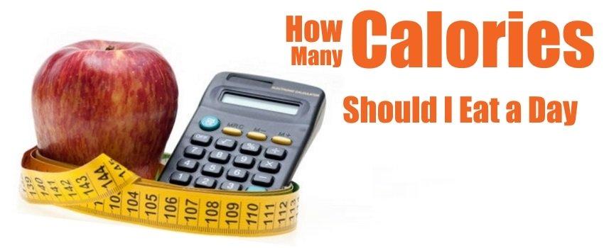 Calorias al calculadora dia consumir cuantas
