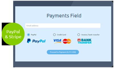 Calculoid Functions Vista previa de pagos en línea