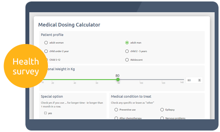 Calculoid Solutions Medical Calculator preview